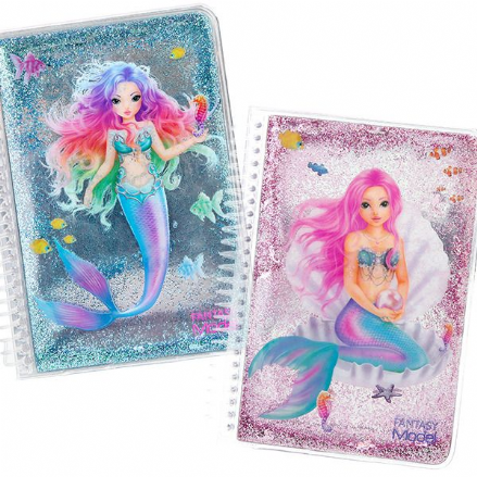 Top Model Mermaid Notebooks